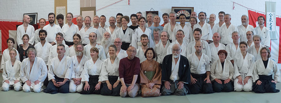Ban Sen Juku International Home Base Dojo (Brussels)