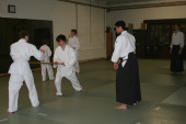 Aikido Teenagers (adolescenten, adolescents)